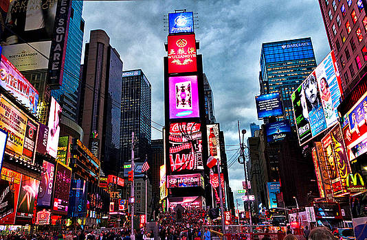 Robert Meyers-Lussier - Times Square North H