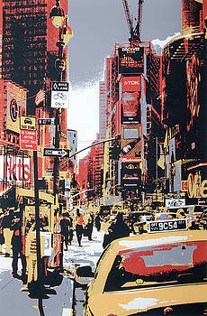 Times Square by Shay Culligan