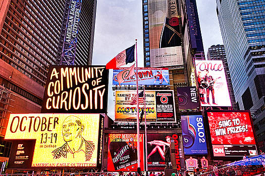Robert Meyers-Lussier - Times Square West H