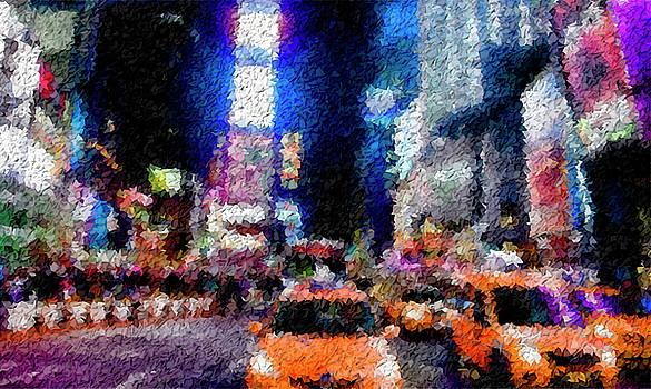 Times Squared by Glen Klein