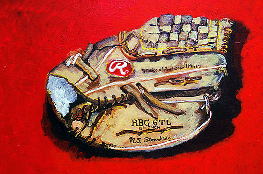 Tim's Glove by Jame Hayes