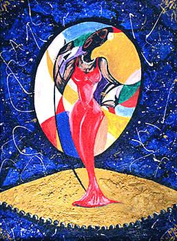 Tina  The SongByrd by Melvin Robinson