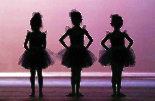 Tiny Ballerinas by Athena Mckinzie