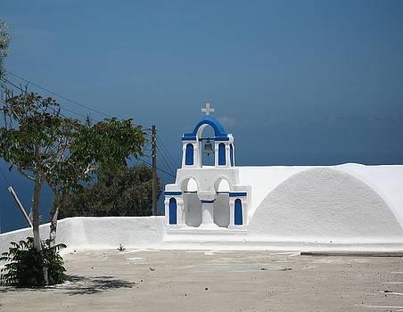 Tiny Chapel by Yuri Hope