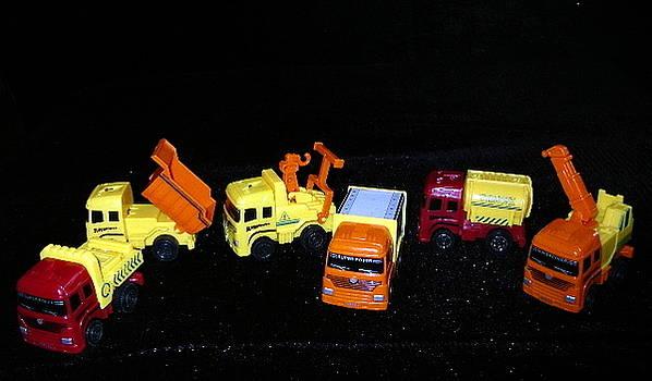Tiny Fleet by Maina  Kabiru
