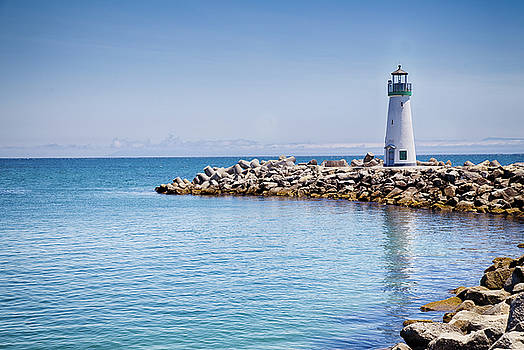 Tiny Lighthouse by Digiblocks Photography