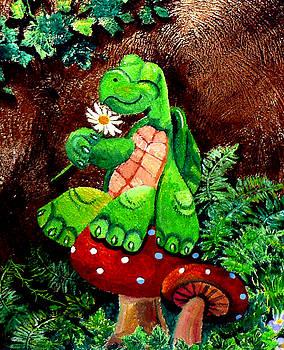 Hanne Lore Koehler - Tiny Toadstool Turtle