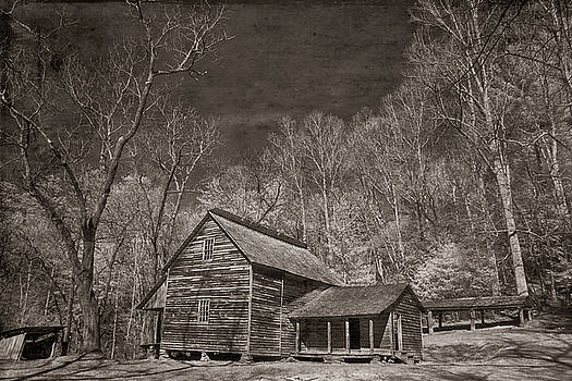 Tipton Place Cades Cove by Jim Cook