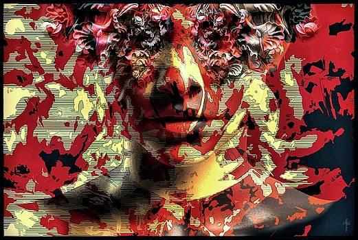 Tiresias De Blind Prophet  by Daniel Arrhakis