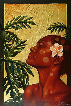 Tita fruit of the sun SOLD by Troy Carney