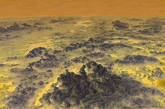 Titan Landscape by Jim  Plaxco