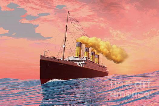 Corey Ford - Titanic Passenger Liner