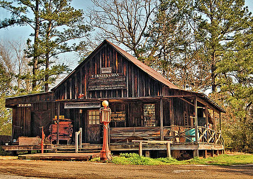 T. J. Bostick and Sons Trading Post by Ben Prepelka