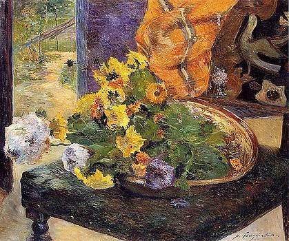 Gauguin - To Make A Bouquet