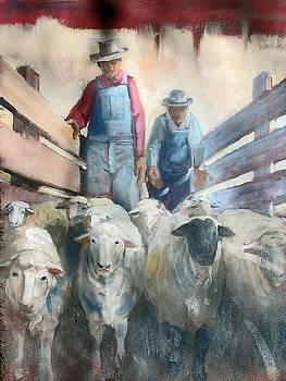 To Market by Larry Christensen
