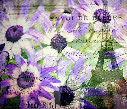 To Paris With Love by Kathy Bucari