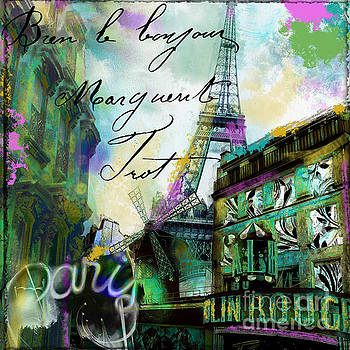 To Paris with Love by Mindy Sommers