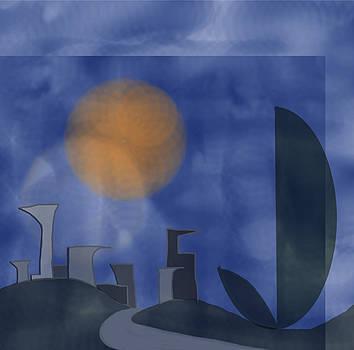 To the city 1 by Denny Casto