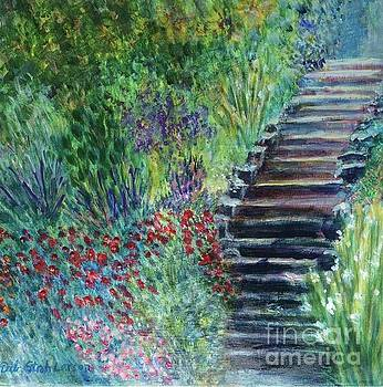 To the Garden by Deb Stroh Larson