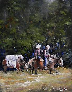 To The Land by Willis Miller