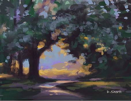 To the River by Donna Shortt