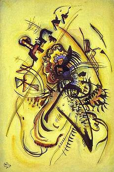 Kandinsky - To The Unknown Voice