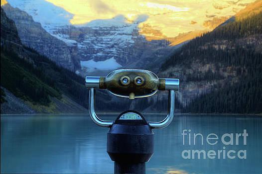 Wayne Moran - To View the Amazing Lake Louise Banff National Park