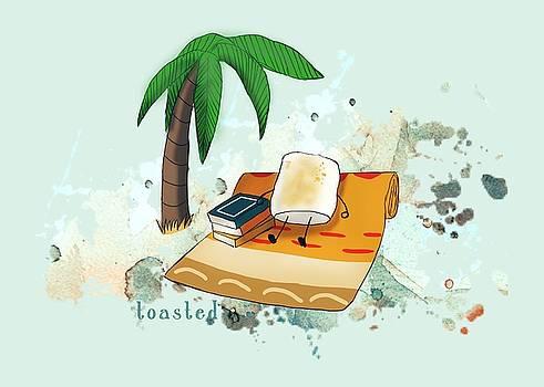 Heather Applegate - Toasted Illustrated