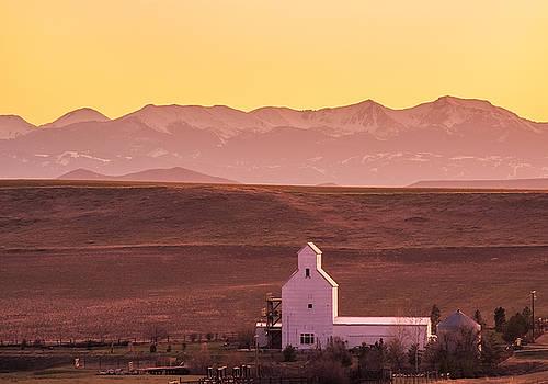 Scott Wheeler - Tobacco Root Mountains, Montana