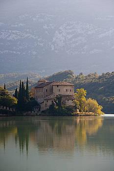 Toblino Castle by Neil Buchan-Grant