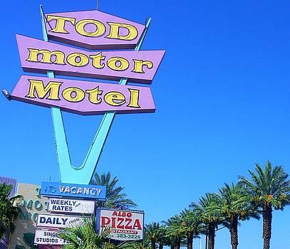 TOD Motor Motel Las Vegas by Bill Buth