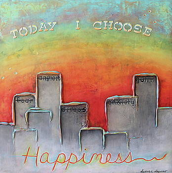 Today I Choose by Heather Haymart