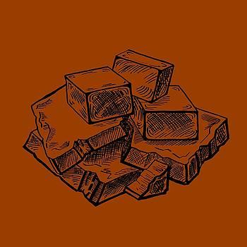 Irina Sztukowski - Toffee Fudge And Caramel