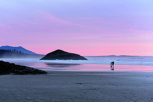 Tofino Sunset by Keith Boone