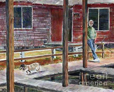 Together Again at the Old Fish Camp by Janet Felts
