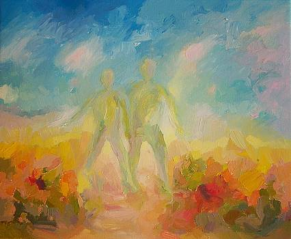 Together in Afterlife  by Roland Kay