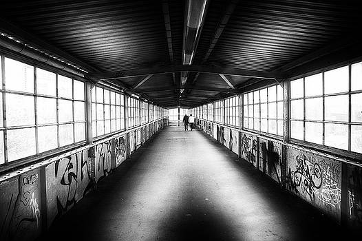 Together upto the end - street photography Berlin by Frank Andree
