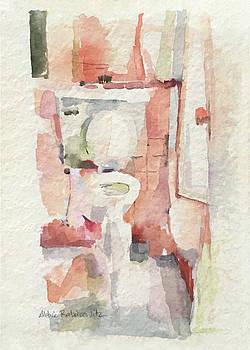 Toilet by Abbie Rabinowitz