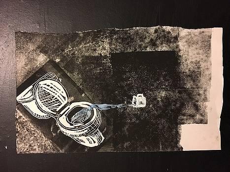 Toilet by Toni Jonas-Silver