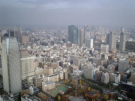 Tokyo 2 by Laurent Sylla
