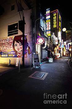 Tokyo Alley by Ben Johnson