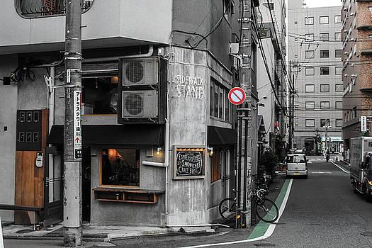 Tokyo Corner by Leslie Trotter