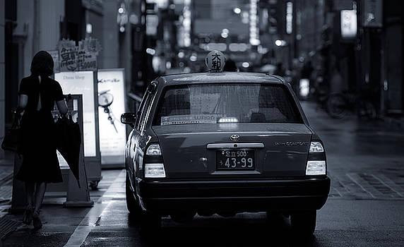 Tokyo Ginza by David Harding