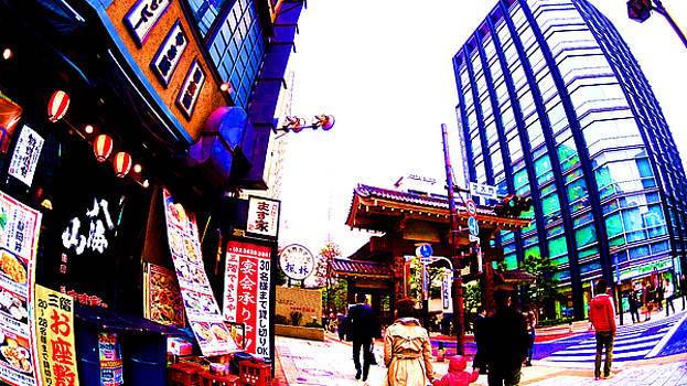 Tokyo by Jera Sky