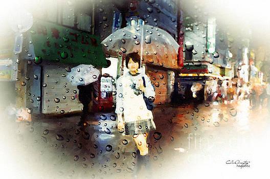 Rainy Tokyo Night by Chris Armytage