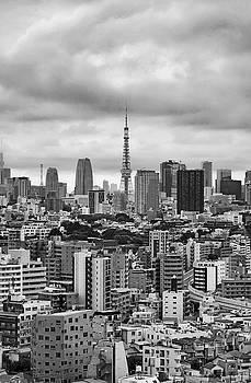 Robert Meyers-Lussier - Tokyo Tower Study 1