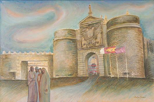 Toledo Homecoming by Barbara Nesin