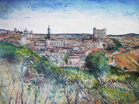 Toledo Spain 2016 by Enver Larney