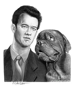 Tom Hanks by Murphy Elliott