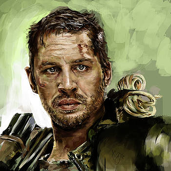 Anthony Brooks - Tom Hardy